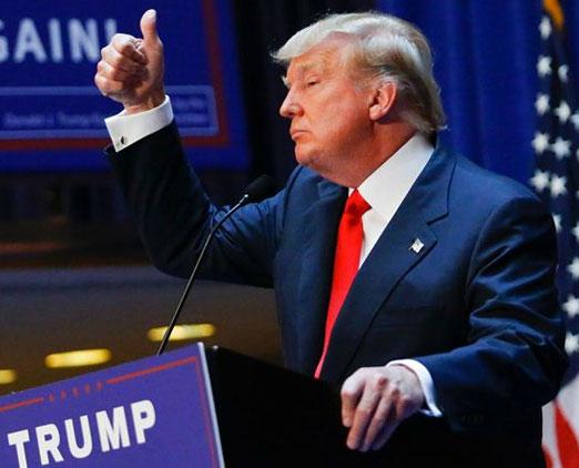 Contra todo pronóstico, Trump es el presidente electo de Estados Unidos