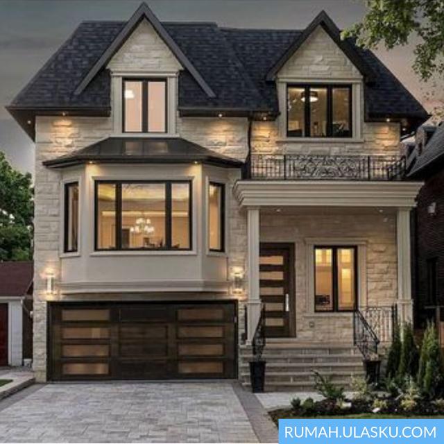 Desain Rumah Minimalis Modern Terbaru 2019