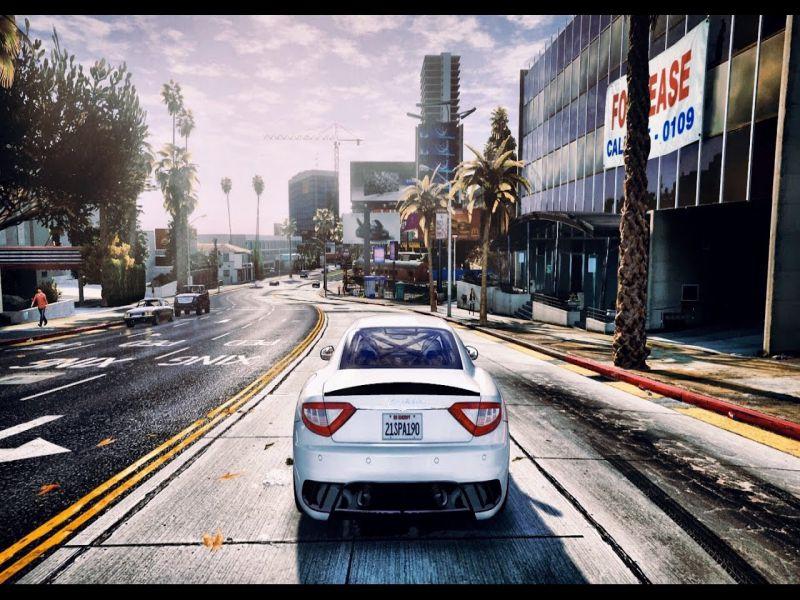 GTA 5 Redux PC Game Free Download