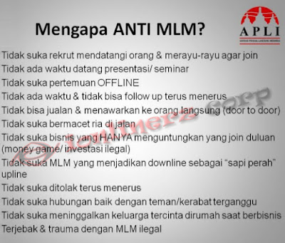 anti MLM