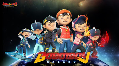 Gambar Boboiboy 2017 Terbaru The Movie Wallpaper HD