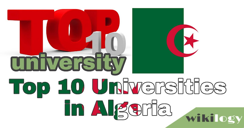 Top 10 Universities in Algeria