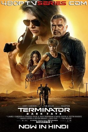 Terminator: Dark Fate (2019) Full Hindi Dual Audio Movie Download 480p 720p HD-CAM [ हिंदी + English ] thumbnail