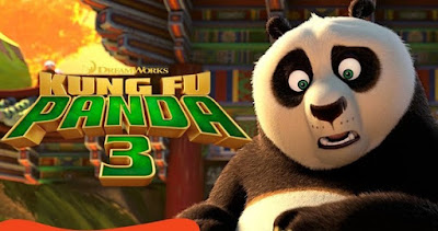 Kung Fu Panda 3 (2016) HD Bluray