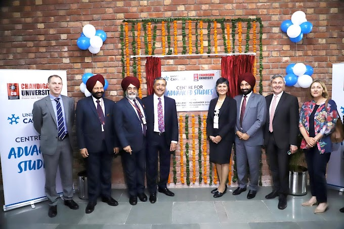 Indo-Australian Centre for Advanced Studies at Chandigarh University