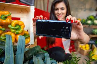 «إتش إم دي» تطلق هاتف «الكاميرات الخمس» الشهر المقبل