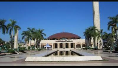 Masjid Raya Sabilal Muhtadin Banjarmasin