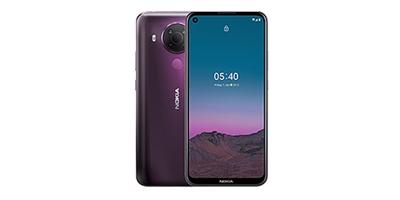 Cara Screenshot Nokia 5.4