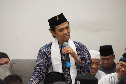 Orang Yang Ditolong Ustadz Abdul Somad Ternyata tak Kenal Beliau