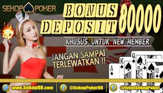 Freebet Poker 80.000 | sekoppoker