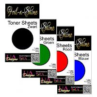 HA Design Foil-a-Shine - Tonerpapier