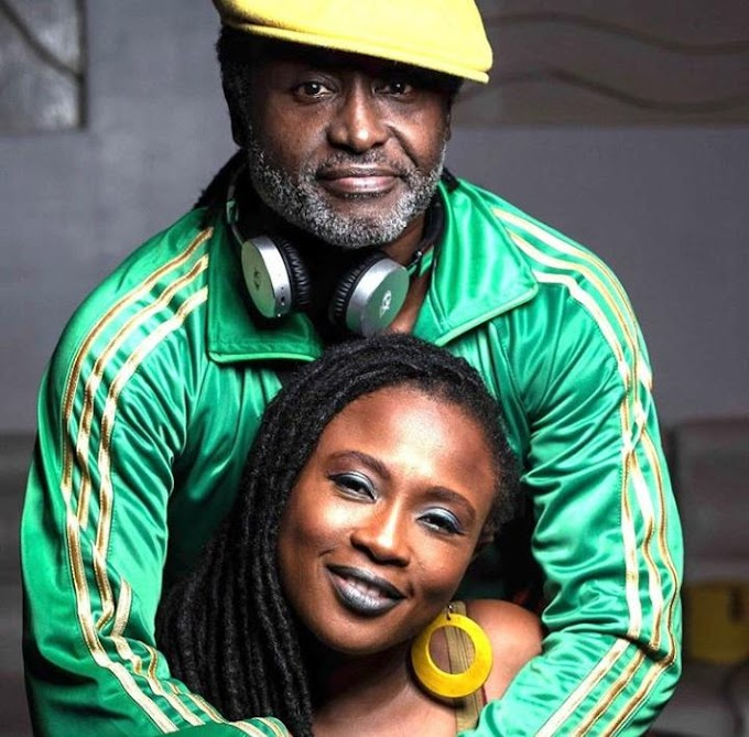 Reggie Rockstone and wife cut ties with Achimota School following dreadlocs brouhaha