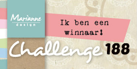 WINNAAR # 188 MD Challenge Blog