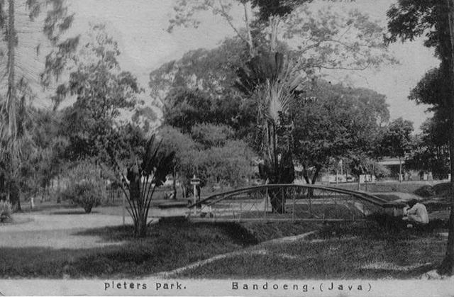 Pieter Park Taman Pertama di Kota Bandung