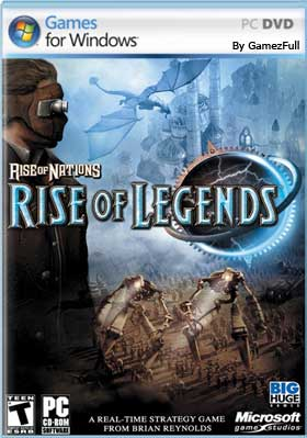 Rise Of Nations Rise Of Legends [Full] Español [MEGA]