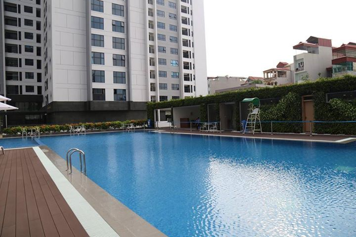 bể bơi ruby goldmark city