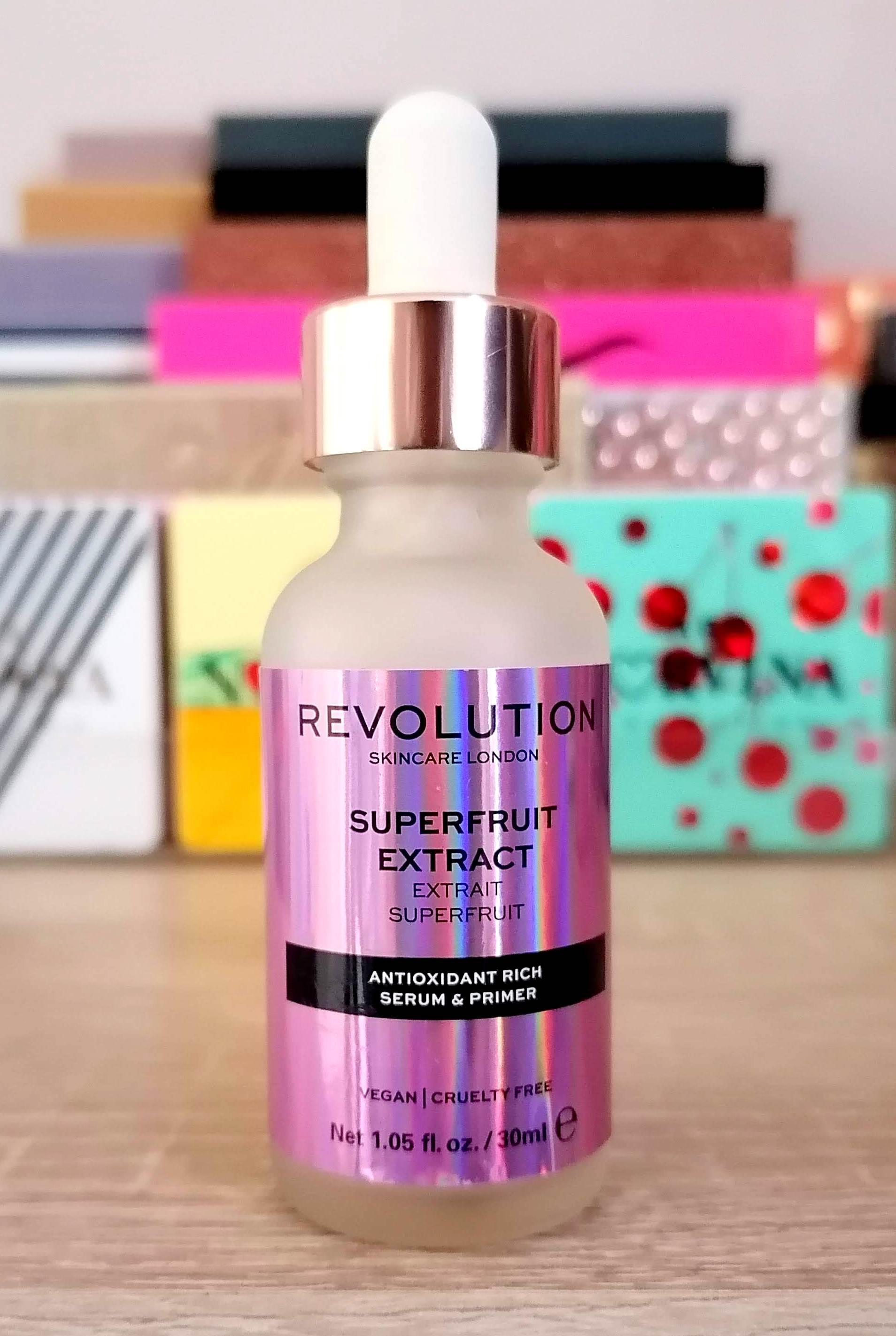 Revolution Skincare  Superfruit Extract - Sérum Antioxydant & Primer