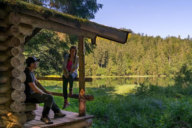 Almwanderung Inzell | Bergwald- Erlebnispfad - Frillensee - Steineralm 07