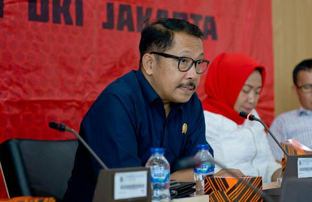 PDIP Minta Anies Tiru Wali Kota Perempuan yang Turun Langsung Tangani Covid