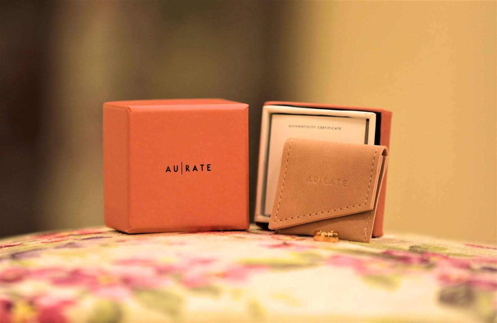 Aurate Ethical jewelry brand - Ethically sourced gold - recycled gold