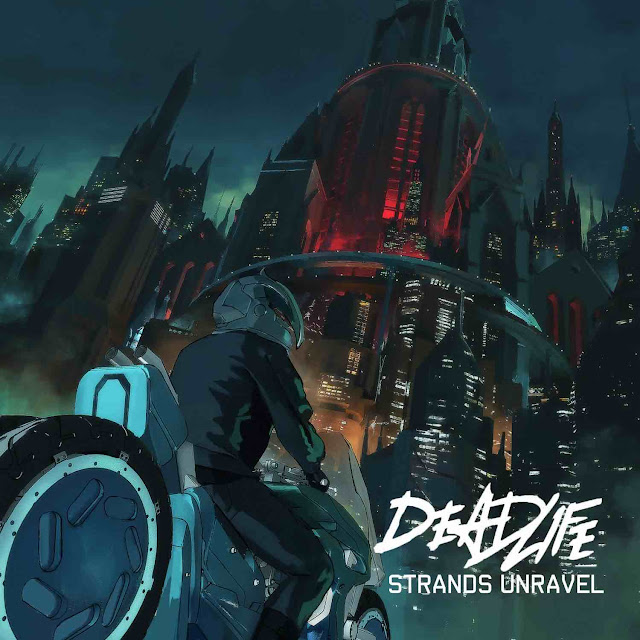 "Deadlife présente un premier single intitulé ""Strands Unravel"" avant la sortie de ""City of Eternal Rain"" le 24 avril"
