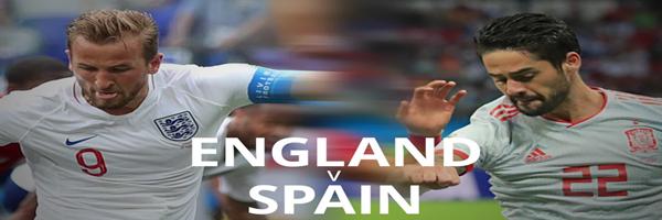 إنجلترا تحقق أول أنتصاراتة بدورى الأمم الأوروبية على حساب المنتخب الإسبانى