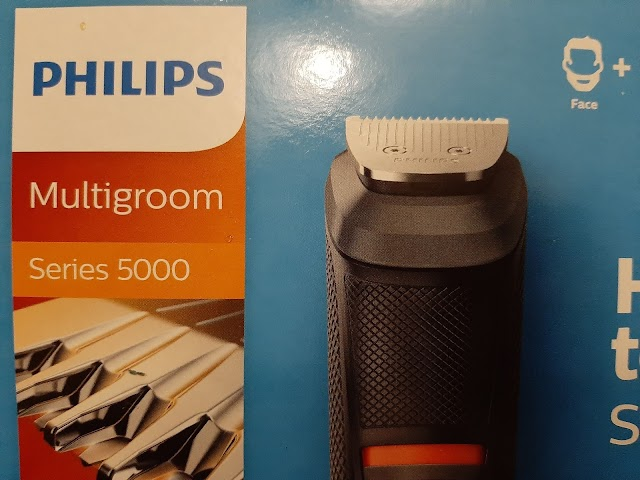 Philips Multigroom series 5000 MG5720 - first review