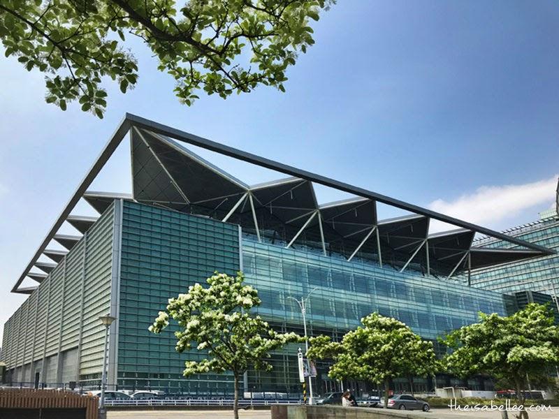 Taipei Nangang Exhibition Center, Hall 2 (TaiNEX 2)