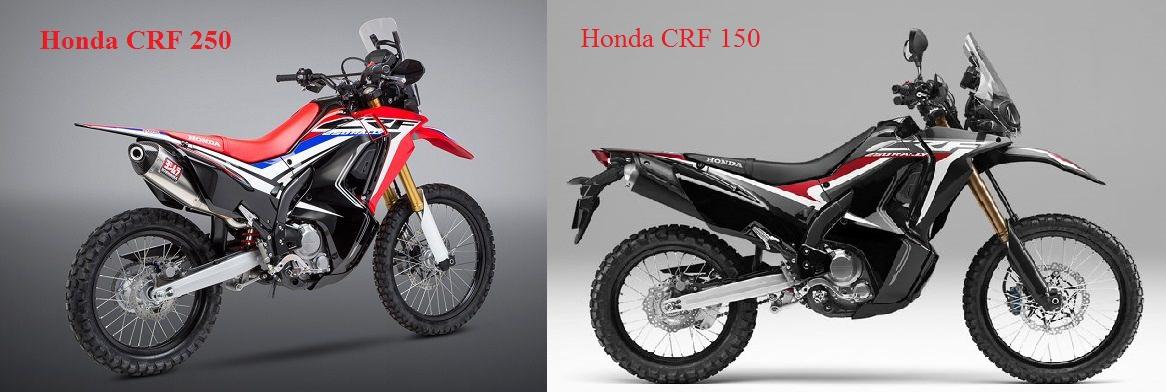 Harga Motor Honda CRF Indonesia
