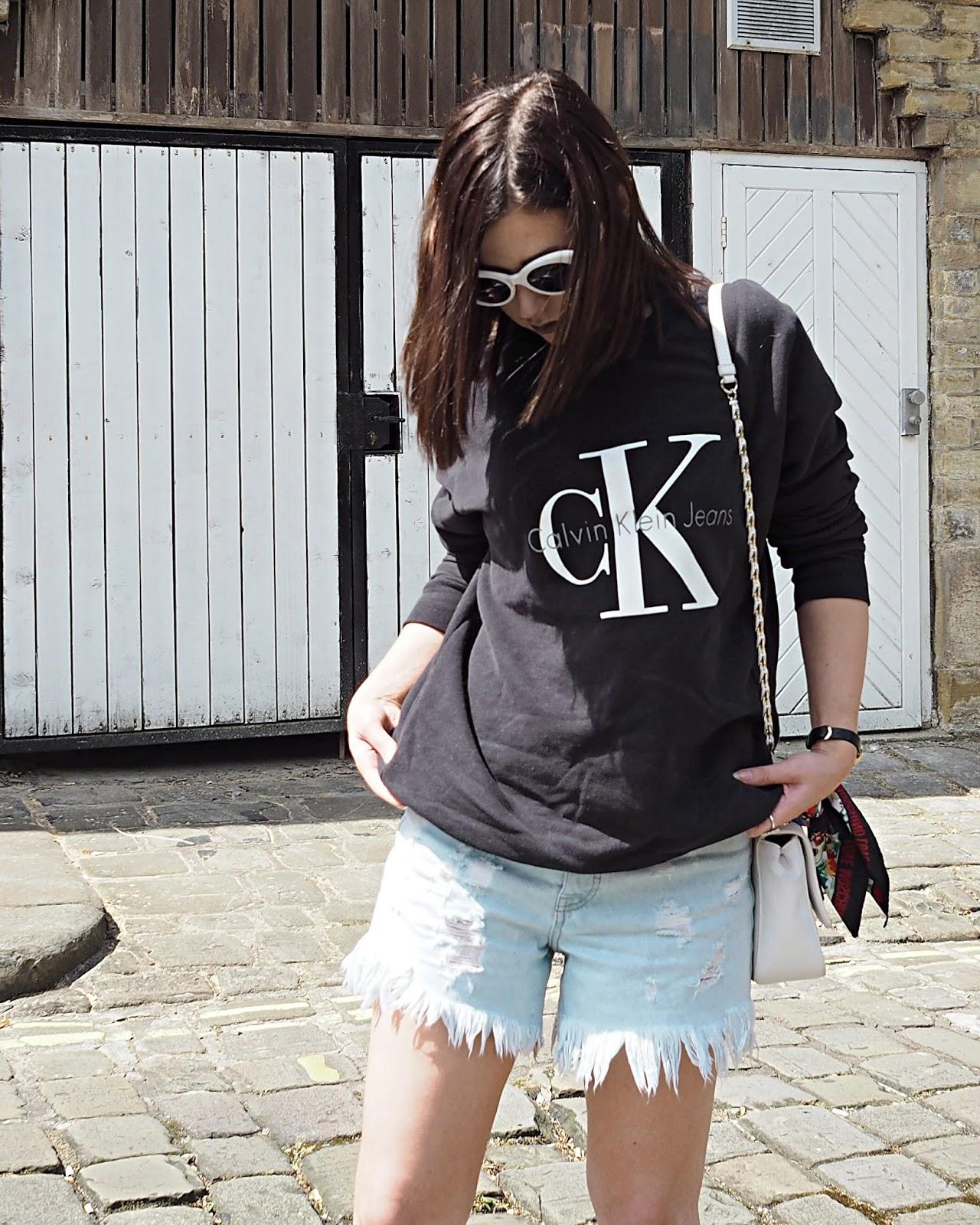 Calvin Klein Summer Outfit 2