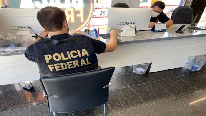 PF faz operação em Rondônia contra o tráfico de pessoas para os EUA