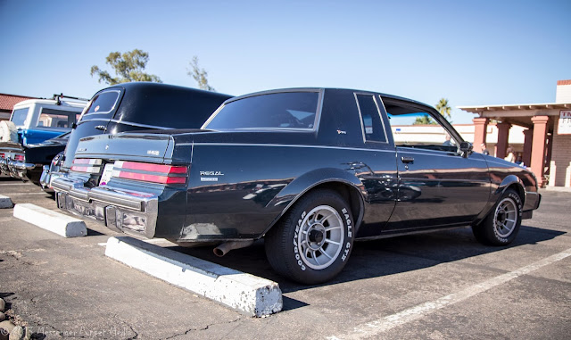 Buick Regal Limited T-Type