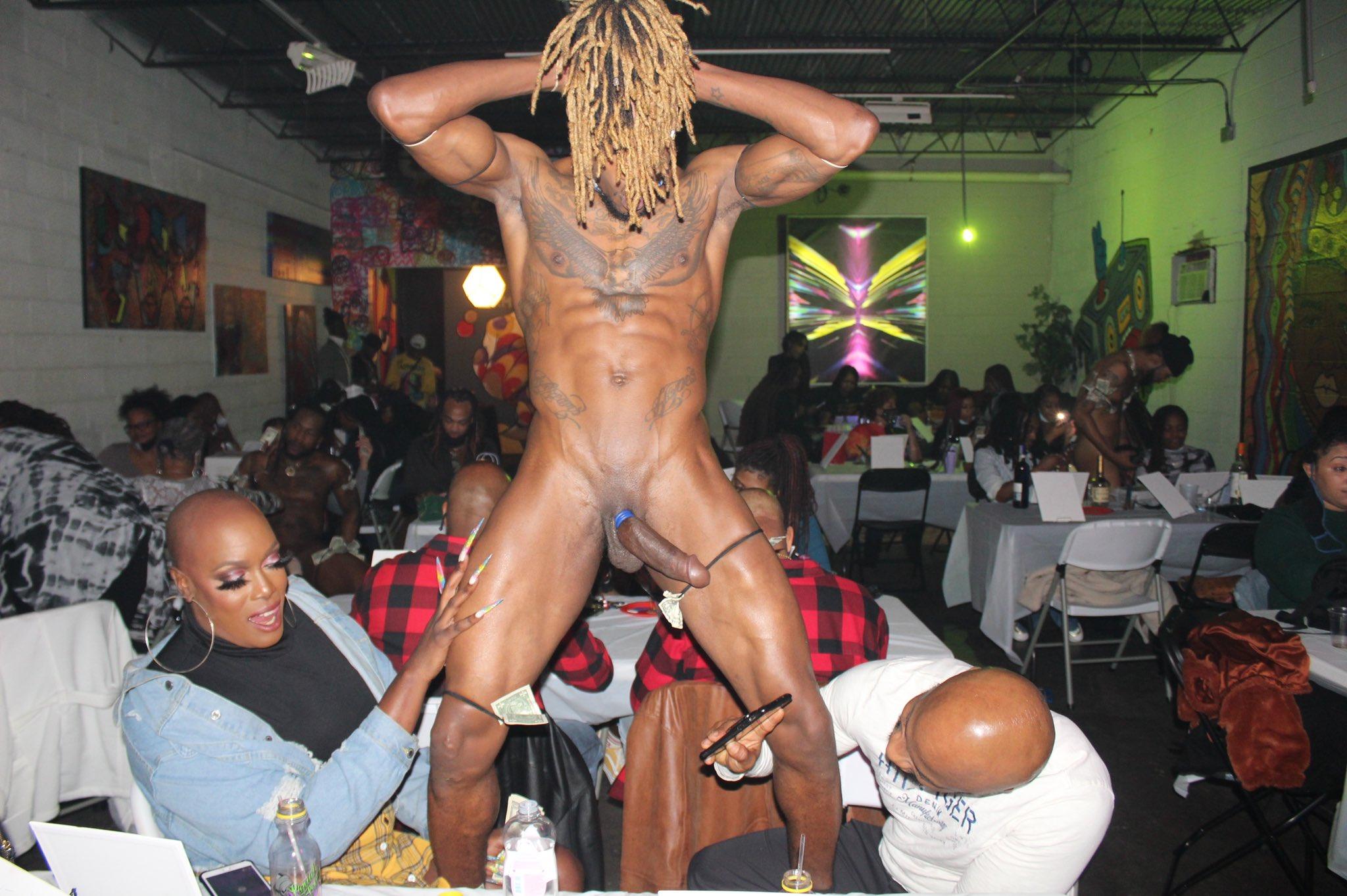 stripper bisexual