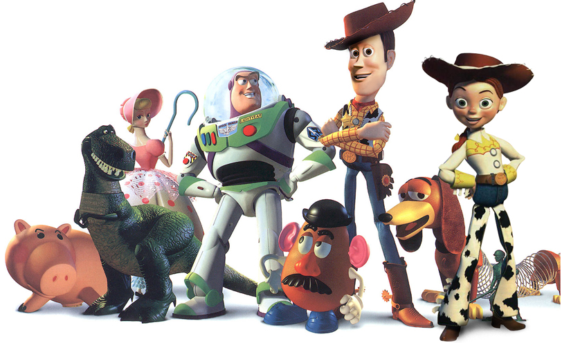 Sonhando Com Cores Toy Story Para Colorir Woody Jessie Buzz