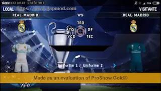 Download PES 18 Chelito19 v4 PSP Android