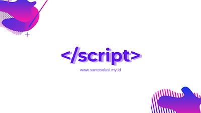 Cara Membuat Kotak Script