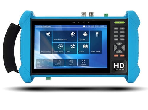 Koolertron 7 Inch IPS Touch Screen IP Camera Tester