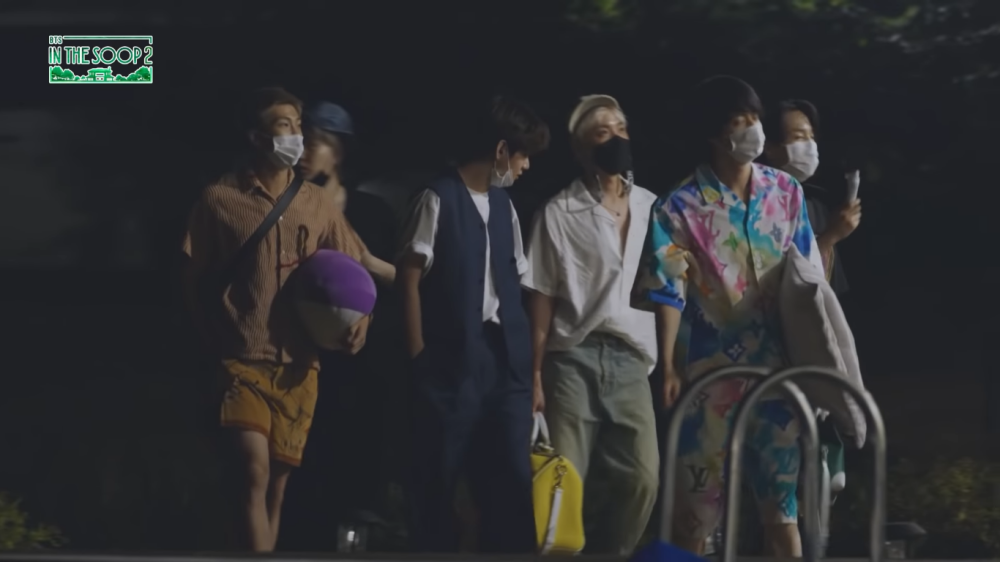 See The Excitement of BTS Members in 'In The SOOP' Season 2 Teaser