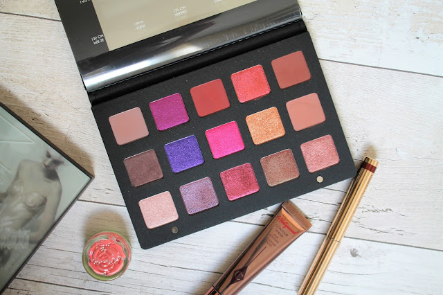 Natasha Denona Lila Palette Review and Swatches