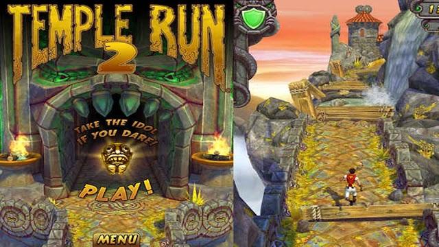 Temple Run 2 Apk İndir – Sınırsız Altın & Gems Hilesi İndir
