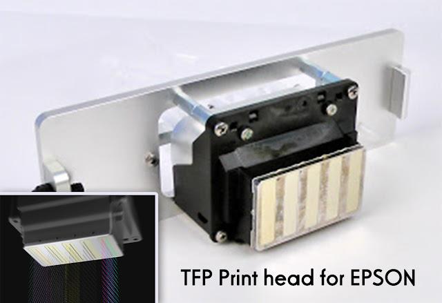 Epson Inkjet Printer Head