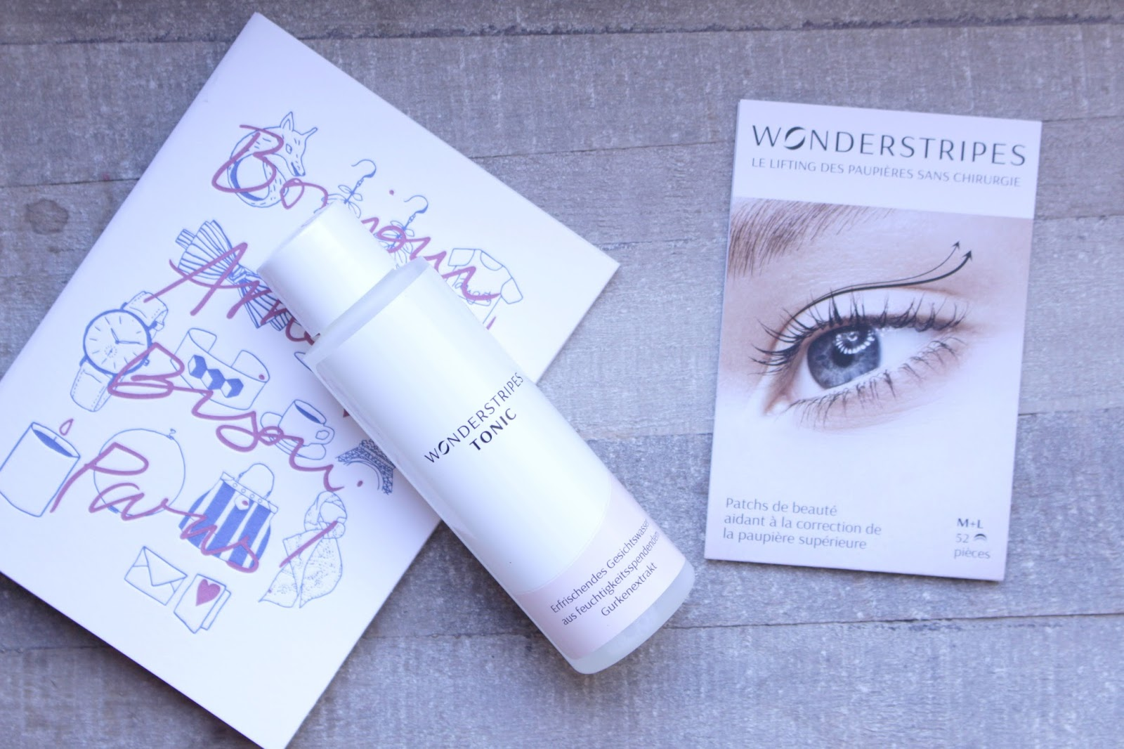 Wonderstripes Beauty Patch
