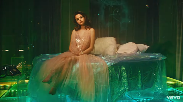 Rare Video By Selena Gomez