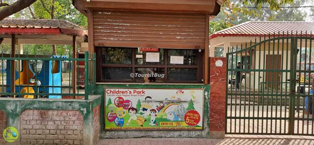 Children park at Gandhi park Dehradun