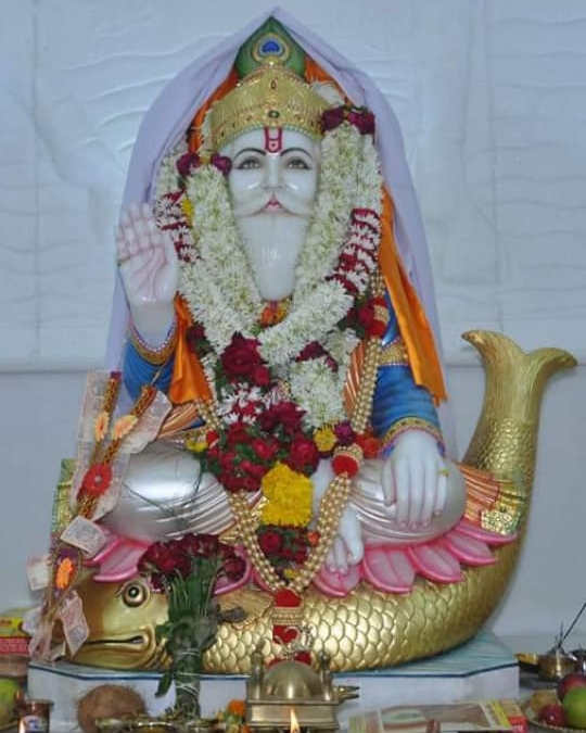 CHETI CHAND - THE BIRTH OF LORD JHULELAL