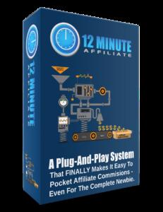 12 Minute Affiliate book cover