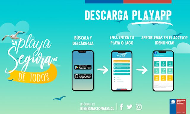 App Playa segura