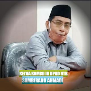 Soal GTI, Ketua Komisi III Apresiasi Sikap DPRD dan Gubernur NTB