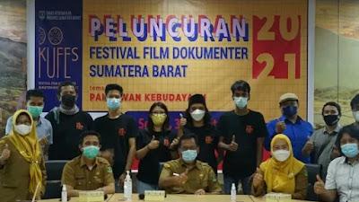 Peringati Hari Film Nasional, Dinas Kebudayaan Sumbar Adakan Festival Film Dokumenter Tingkat Nasional