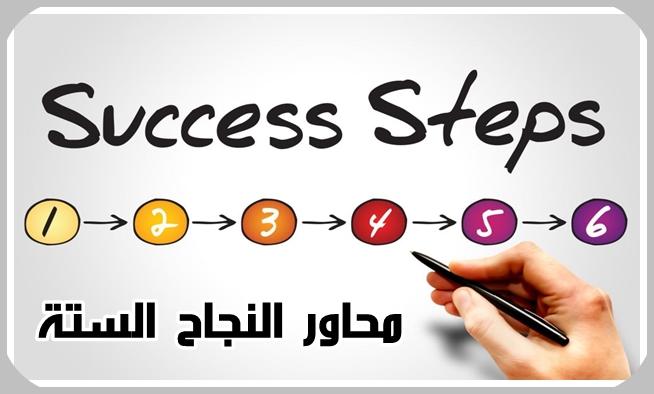 دورة مجانية في محاور النجاح الستة مقدمة من الجامعة العربية في بيروت + شهادة مجانية
